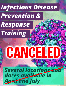 AFSCME Infectious Disease & Prevention Response Training--Canceled