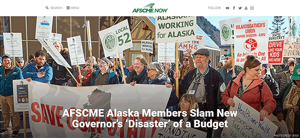 AFSCME Now--March 22, 2019